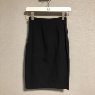 STUNNING LURE - 《STUNNING LURE》タイトスカート ブラック(サイズ2)