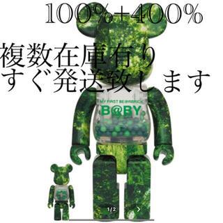 メディコムトイ(MEDICOM TOY)のMY FIRST BE@RBRICK B@BY FOREST GREEN Ver(その他)