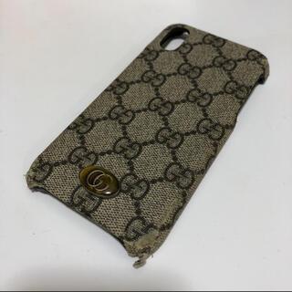 グッチ(Gucci)のGUCCI iPhoneXケース(iPhoneケース)