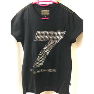 イズリール(IZREEL)のイズリール Tシャツ ラインストーン(Tシャツ/カットソー(半袖/袖なし))