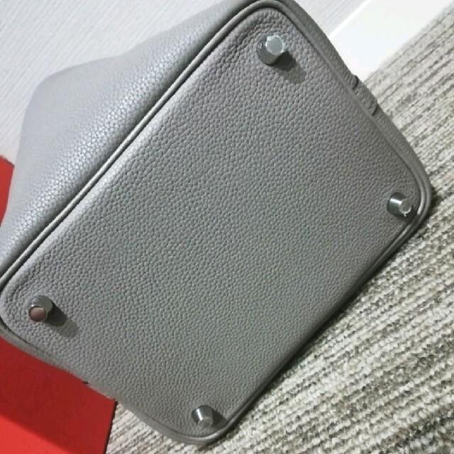 Hermes(エルメス)の大人気♡グリアスファルト ピコタンロックPM レディースのバッグ(ハンドバッグ)の商品写真