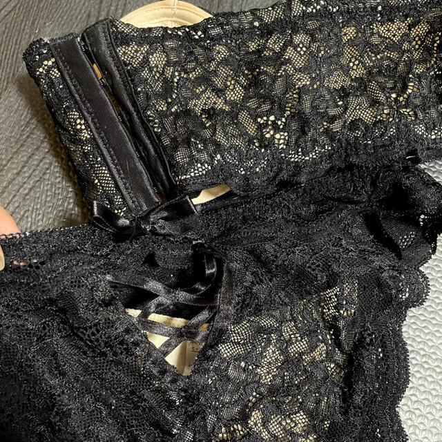 aimer feel(エメフィール)の新品 エメフィール B65 レディースの下着/アンダーウェア(ブラ&ショーツセット)の商品写真