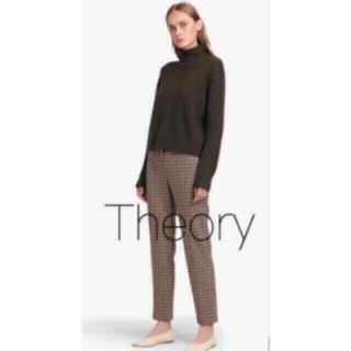 セオリー(theory)の【美品】Bistretch Plaid Tailored Trouser (カジュアルパンツ)