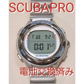 スキューバプロ(SCUBAPRO)のスキューバプロエクステンダー クアトロ ダイビングクワトロ ダイブコンピューター(マリン/スイミング)