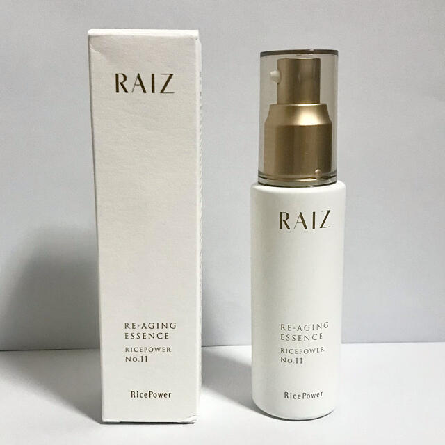 RAIZ ライースアクティブ リエイジングエッセンス コスメ/美容のスキンケア/基礎化粧品(美容液)の商品写真