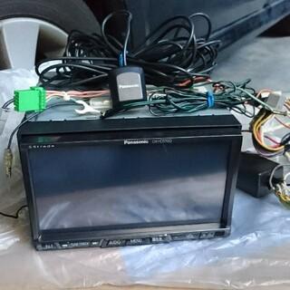 パナソニック(Panasonic)のパナソニック ストラーダ CN-HDS700D HDDナビ DVD(カーナビ/カーテレビ)