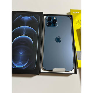 iPhone - 最終セール 未使用に近い IPhone12Pro Max 256 SIMフリー
