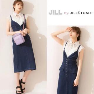 JILL by JILLSTUART - 【人気品】JILL by JILLSTUART ◇ビヨンドデニム ワンピース