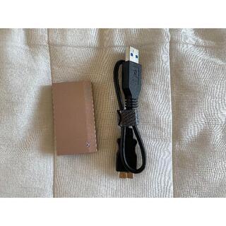 Buffalo - バッファロー SSD 外付け 960GB 超小型 コンパクト ポータブル