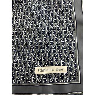 クリスチャンディオール(Christian Dior)のクリスチャンディオール Christian Dior スカーフ(バンダナ/スカーフ)