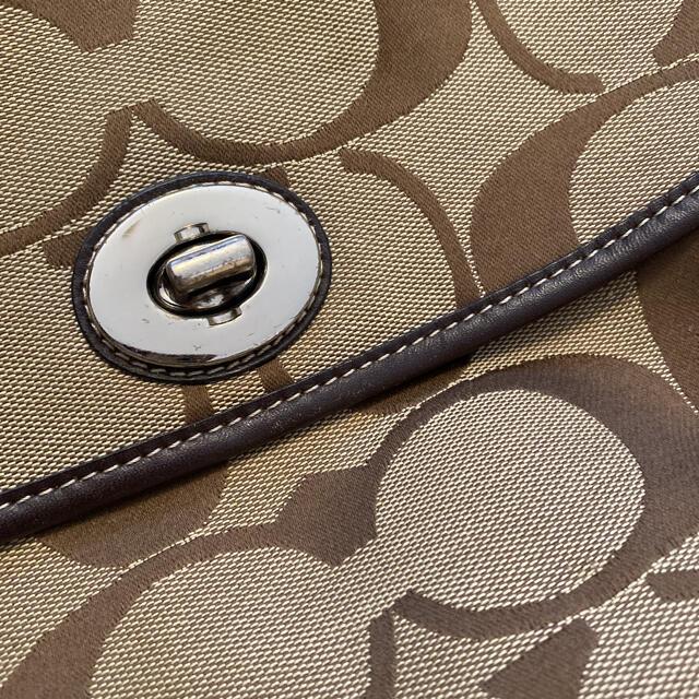 COACH(コーチ)のcoachショルダーバック レディースのバッグ(ショルダーバッグ)の商品写真