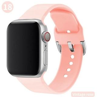 Apple Watch ソフト バンド 38/40mm ビンテージローズ