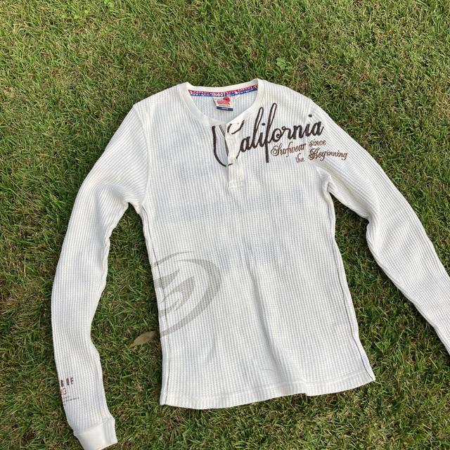 UNIQLO(ユニクロ)の長袖インナーMサイズ メンズのトップス(Tシャツ/カットソー(七分/長袖))の商品写真