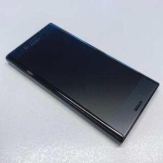 ソニー(SONY)のXperia X Compact SO-02J ユニバースブラック docomo(スマートフォン本体)