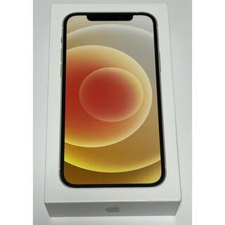 Apple - 美品 iPhone 12 64GB SIMフリー White MGHP3J/A