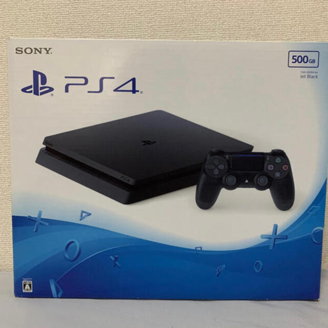 PlayStation4(プレイステーション4)の「SONY PlayStation4 本体 CUH-2000AB01」  エンタメ/ホビーのゲームソフト/ゲーム機本体(家庭用ゲーム機本体)の商品写真