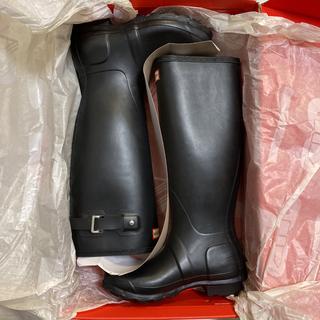 ハンター(HUNTER)のハンター レインブーツ 黒 22-23cm(レインブーツ/長靴)