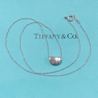 Tiffany & Co. - ティファニー ビーンズ ネックレス  シルバー925