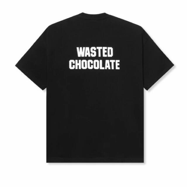 Supreme(シュプリーム)のWASTED YOUTH X HÄAGEN-DAZS BLACK T-SHIRT メンズのトップス(Tシャツ/カットソー(半袖/袖なし))の商品写真
