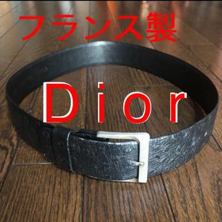 クリスチャンディオール(Christian Dior)の正規品 クリスチャンディオール ベルト(ベルト)
