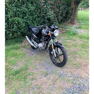 ヤマハ YBR125  小型 バイク