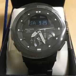 カシオ(CASIO)の【新品 未使用】カシオ プロトレック PRW-7000FC-1BJF 保証書付き(腕時計(デジタル))