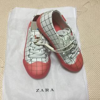 ザラキッズ(ZARA KIDS)のZARA KIDS 新品 キッズシューズ 15cm(スニーカー)