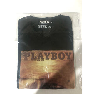 HYSTERIC GLAMOUR - HYSTERIC GLAMOUR PLAYBOY STIE-LO Tシャツ