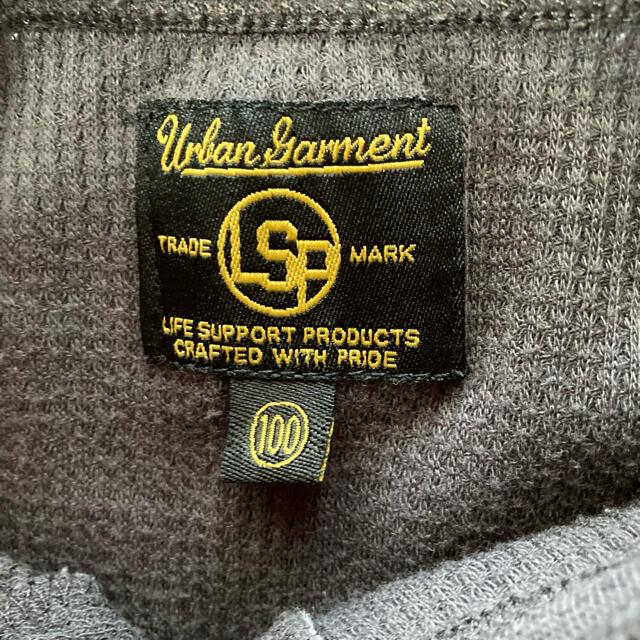 MARKEY'S(マーキーズ)のマーキーズ LPS ヘンリーネックTシャツ 100 キッズ/ベビー/マタニティのキッズ服男の子用(90cm~)(Tシャツ/カットソー)の商品写真