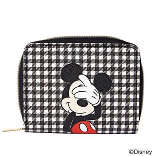 ミッキーマウス(ミッキーマウス)のsweet シップス ミッキーマウス じゃばらカードケース(財布)