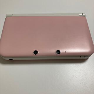 ニンテンドー3DS - ニンテンドー3DS LL ピンク