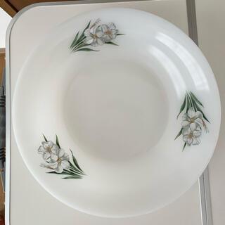 アルコパル ミルクガラス 大皿(食器)