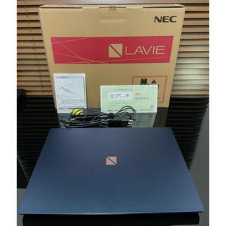 エヌイーシー(NEC)の半年前購入NEC PC-N1565AAL LAVIE N15 ネイビーブルー(ノートPC)