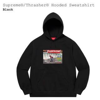 Supreme/Thrasher® hooded sweatshirt