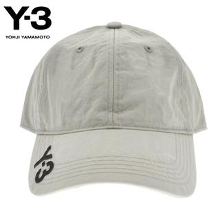 ワイスリー(Y-3)の【2021年秋冬新作】Y-3 CORDURA CAP サイドロゴ オフホワイト(キャップ)