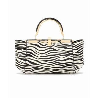 アパルトモンドゥーズィエムクラス(L'Appartement DEUXIEME CLASSE)のタグ付き未使用、ZANCHETTI Zebra 3way Bag(M)(ショルダーバッグ)