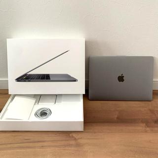 Mac (Apple) - MacBook pro 2019 メモリ16GB スペースグレー