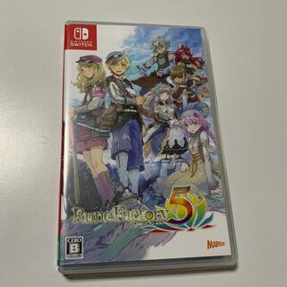 Nintendo Switch - ルーンファクトリー5 Switch