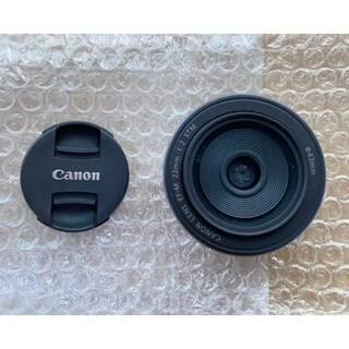 Canon - Canon lens EF-M 22mm 1:2 STM レンズ 単焦点