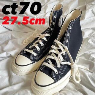 CONVERSE - 【海外限定】converse ct70 ハイカット Black 27.5cm