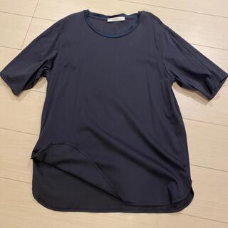 コモリ(COMOLI)のSeya ジャージカットソー(Tシャツ/カットソー(半袖/袖なし))