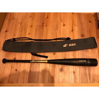 SSK - SSK MM18 ミドルバランス バット 野球 軟式