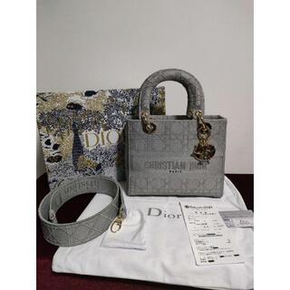 Christian Dior - ページレディディオール LADY D-LITE ミディアムバッグ