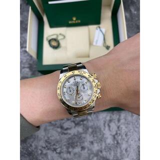 ロレックス(ROLEX)のロレックス 116503 デイトナ ホワイト(腕時計(アナログ))