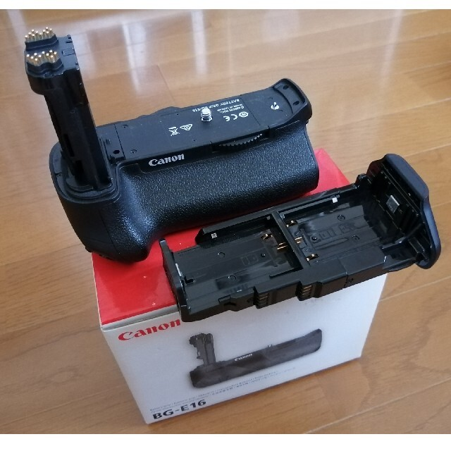 Canon(キヤノン)のくまさん専用 Canon EOS7D Mark2 + BG-E16   スマホ/家電/カメラのカメラ(デジタル一眼)の商品写真