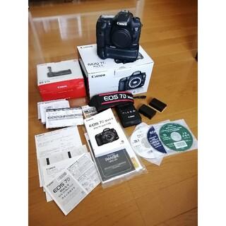 Canon - Canon EOS7D Mark2 + BG-E16  防湿庫保管美品