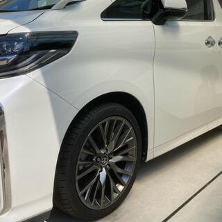 トヨタ - アルファード ホイール 20インチ 4本 レクサス RX Fスポーツ 純正 流用