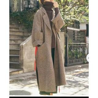 dholic - ディーホリック グレンチェック コート 試着のみ美品