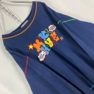 ミキハウス(mikihouse)の☆日本製☆ミキハウス☆刺繍ロゴ☆ワッペン☆プルオーバースウェット(スウェット)