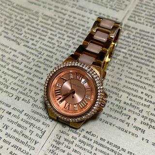 マイケルコース(Michael Kors)のMichael Kors 腕時計 ピンクゴールド(腕時計)